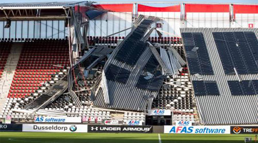 AZ-stadion krijgt volledig nieuw dak