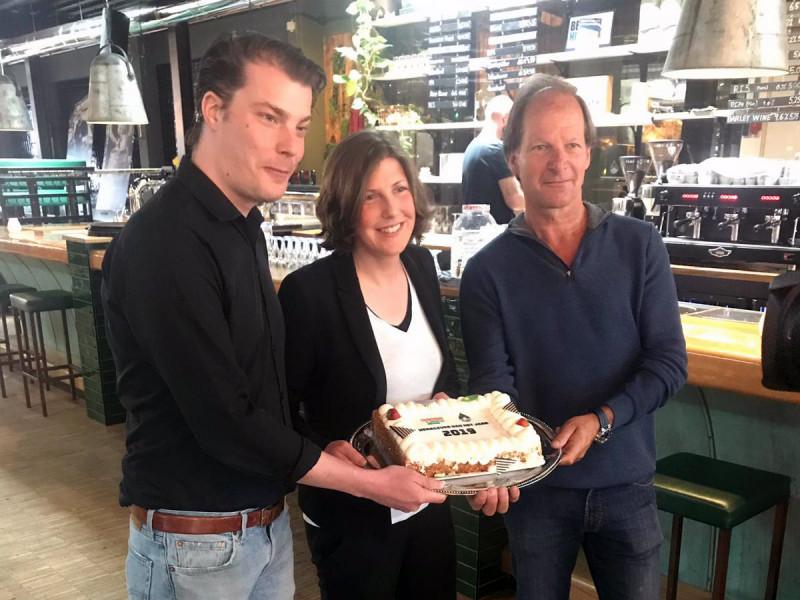 Brouwerij Den Haag.Dagblad070 De Prael Haagse Werkgever Van Het Jaar